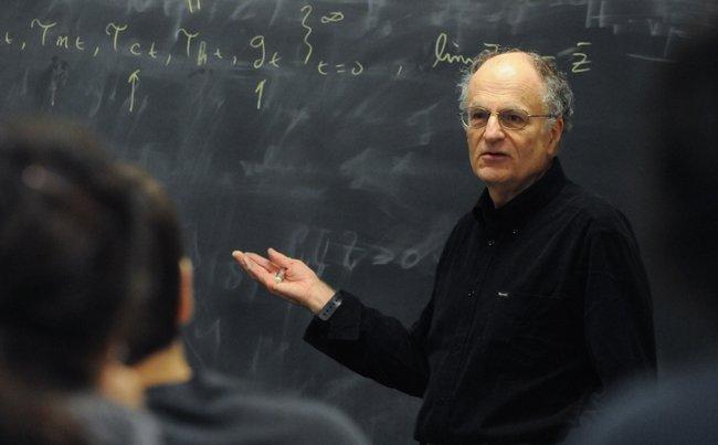 Premio Nobel de Economía 2011, Thomas J. Sargent.