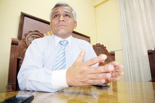 director de la Escuela de Petróleo de la Universidad Nacional de Piura (UNP), Wilmer Arévalo (Foto: La República)