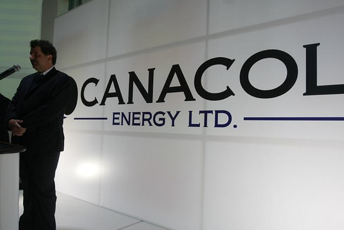 La compañía petrolera colombo-canadiense Canacol Energy Ltd // COLPRENSA