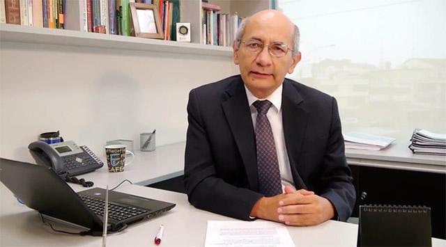 Armando Gallegos Monteagudo, Ph.D. Presidente del Directorio de GERENS.
