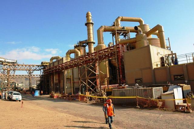 Refinería de Cajamarquilla