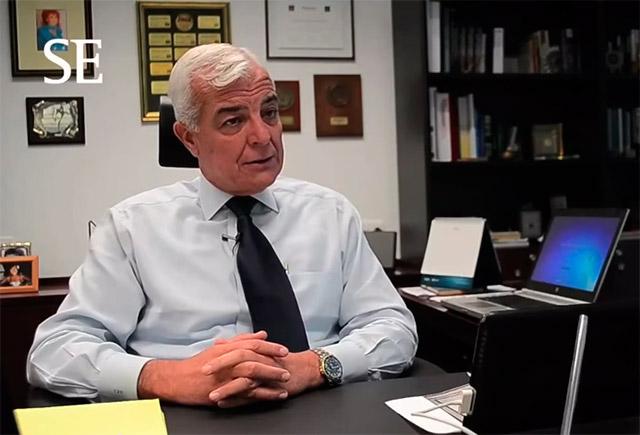 Carlos Gálvez Pinillos, gerente de Administración y Finanzas de Buenaventura.