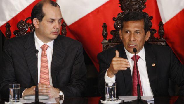 Castilla y Humala