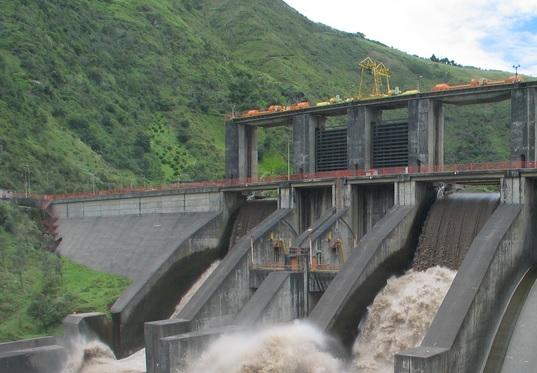 Central hidroelectrica Belo Horizonte