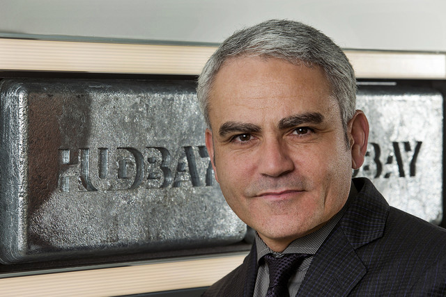 David Garofalo, CEO de Hudbay (Foto: BusinessWeek)
