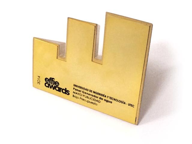 Effie de Oro UTEC