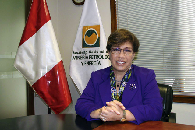 Eva Arias SNMPE