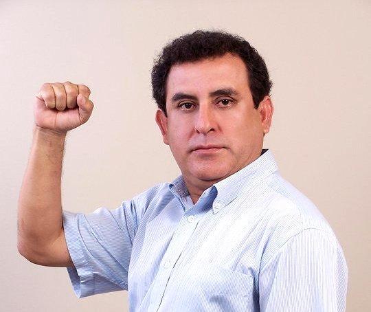 Luis Picón Quedo,  Presidente del Gobierno Regional de Huánuco