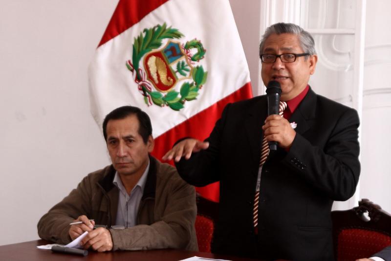 Norberto Escobedo Loyola, gerente regional del Ambiente de La Libertad (Foto: Correo)