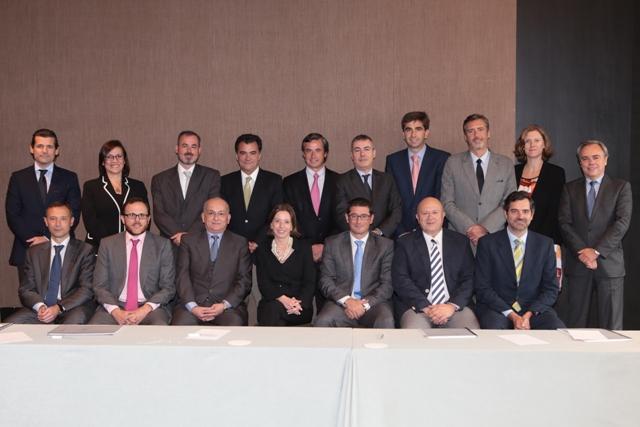 Nuevo Consejo Directivo 2014-2016 de laCámara Española