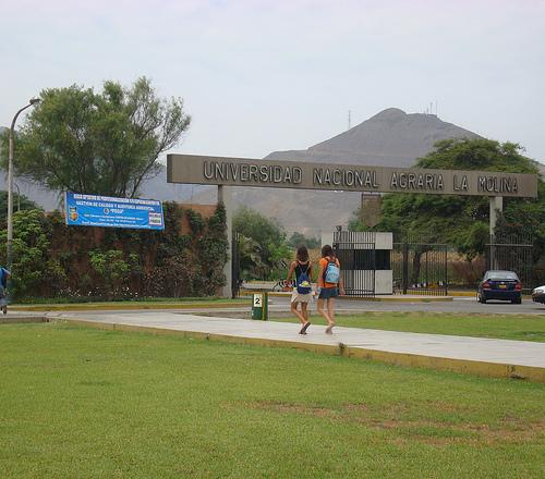 Universidad Nacional Agraria de la Molina