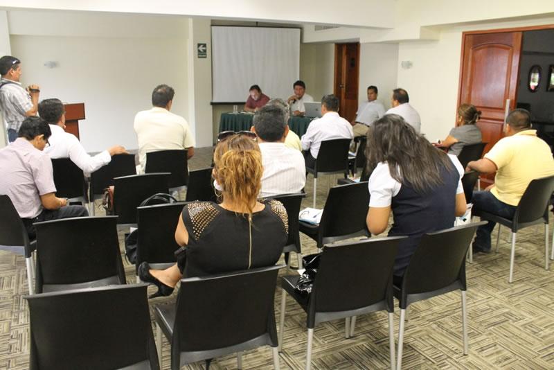 Se eligió a los representantes de la EITI Regional(Foto:Proycontra.com.pe)