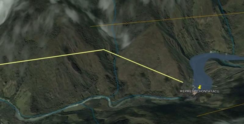 hidroelectrica chotayacu