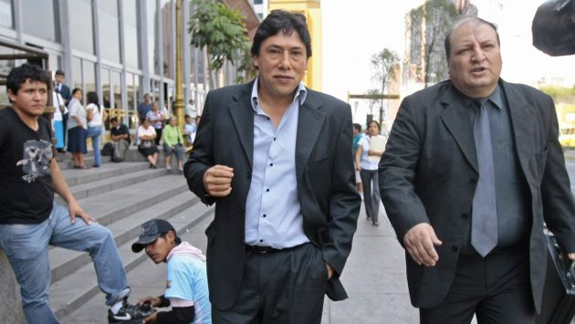 Alexis Humala (Foto: Perú21)