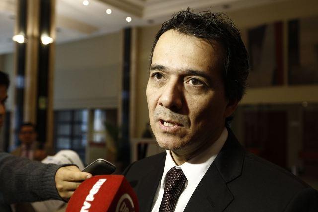 Alonso Segura, jefe del Gabinete de Asesores. (Foto: Andina)
