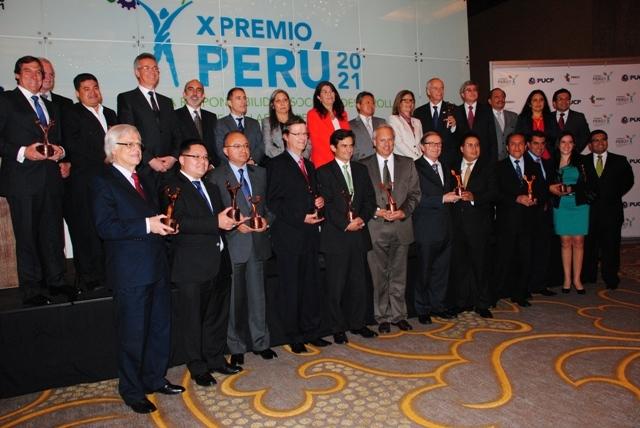 Foto XI Premio Peru 2021