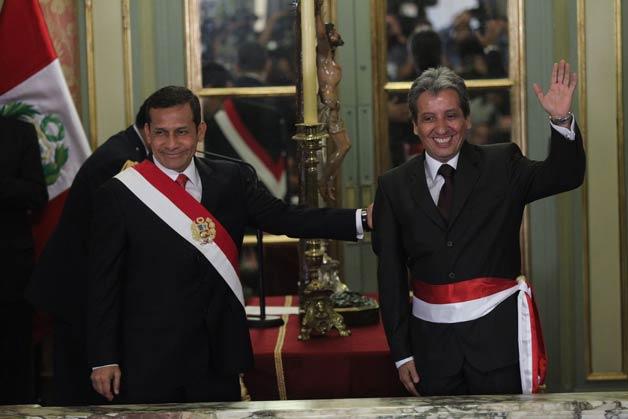 Humala y Pulgar-Vidal