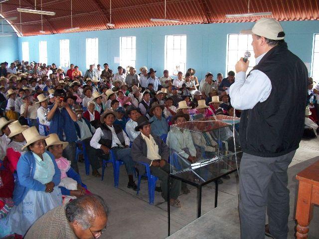 Mesa de diálogo permite reinicio de operaciones de hidroeléctricas en Ancash