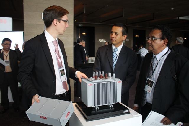 Por primera vez en Perú se celebró el ABB Transformer Days