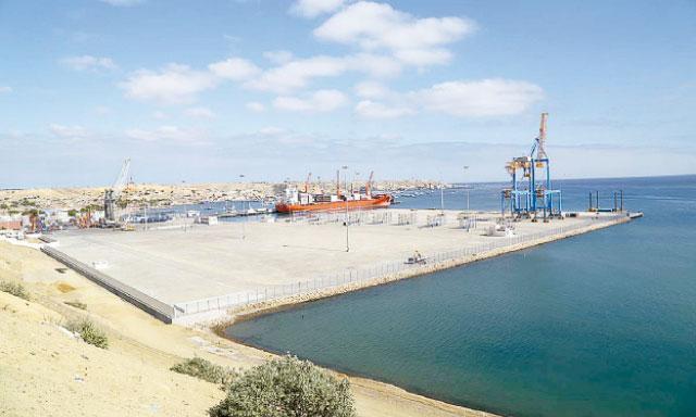Piura.Así luce el nuevo patio de contenedores del terminal portuario de Paita, administrado por TPE. (Foto: La República)