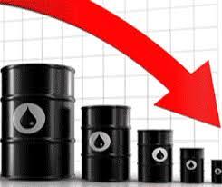 petróleo a la baja