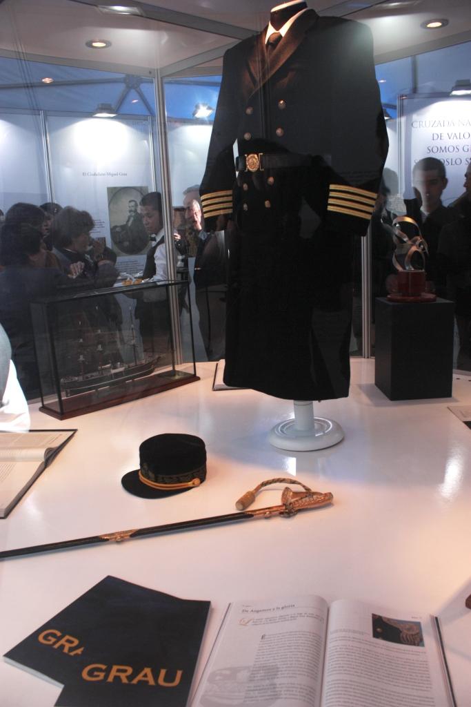 Exposicion de Somos Grau en la Feria del Hogar