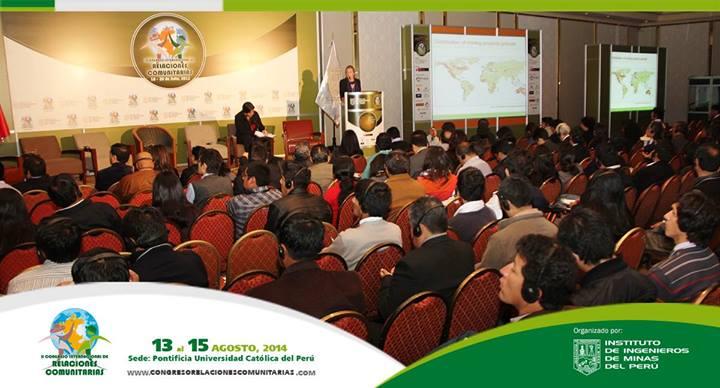 II Congreso de Relaciones Comunitarias.