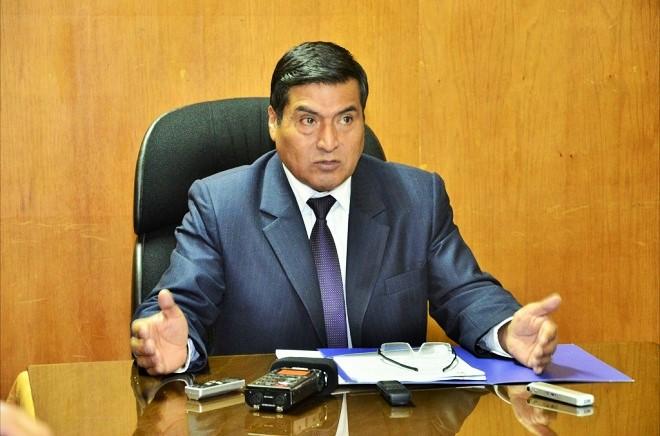 Mauricio Rodríguez, Presidente de Región Puno .(Foto: Pachamama Radio)