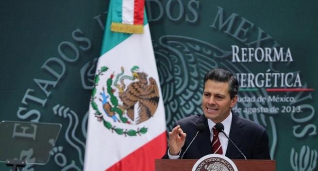 Presidente de México, Enrique Peña Nieto(Foto:infolatam.com)