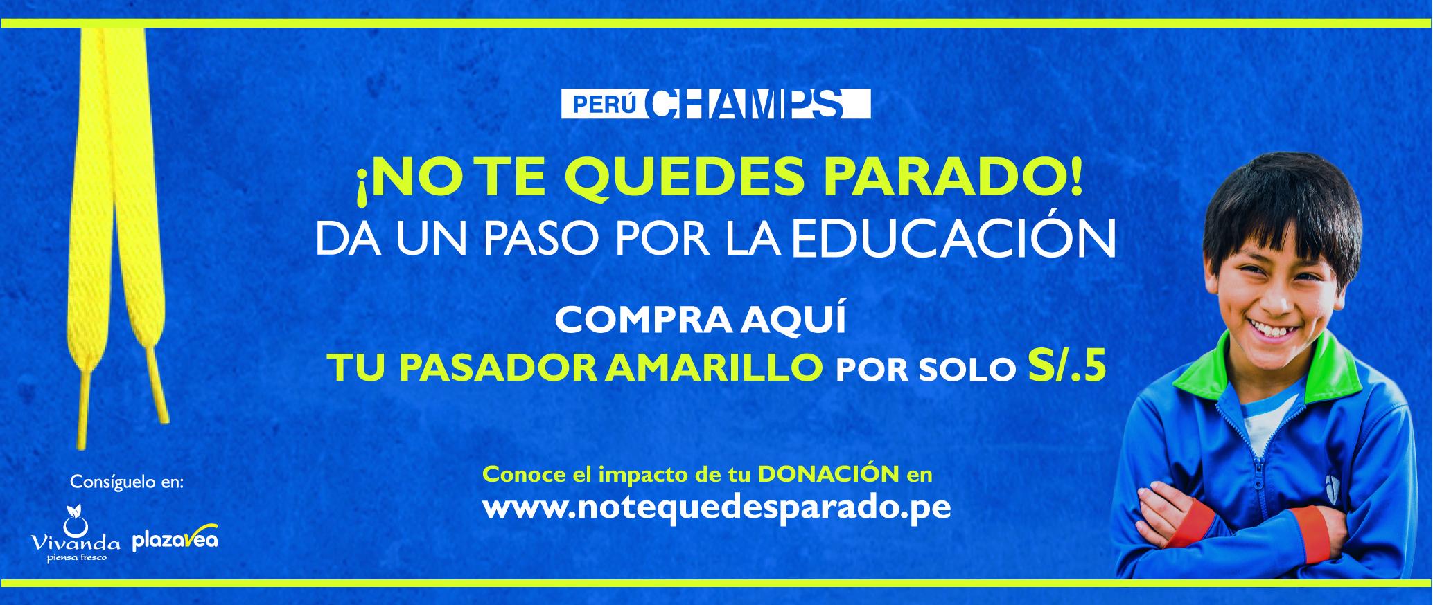 Peru Champs - Campaña Un Paso por Educacion-01
