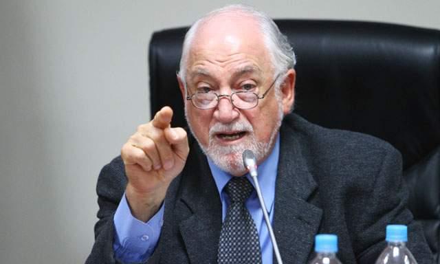 Ricardo Giesecke, ex ministro del Ambiente
