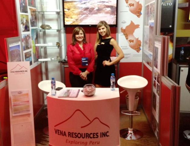 Vena Resources