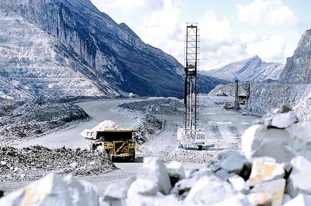 Transferencias por canon minero cayeron 33,9% en este 2014.