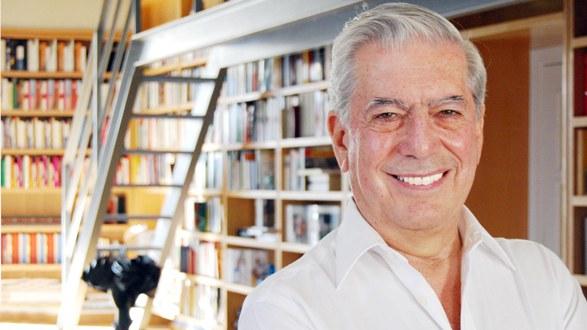Mario Vargas Llosa.(Foto: internet)