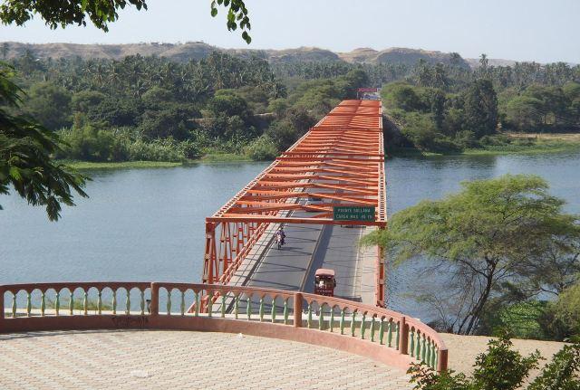 Río Chira.(Foto: Andina)