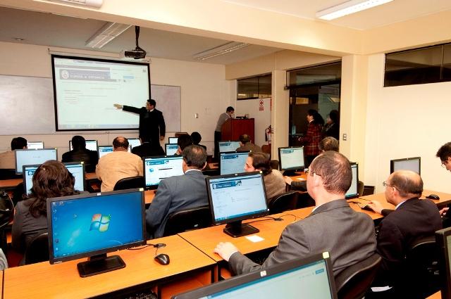 Funcionarios publicos se capacitan en el segundo diplomado en Telecomunicaciones