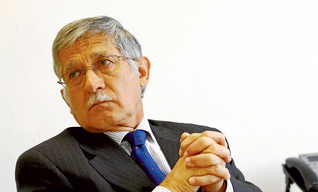 Nelson Pizarro, presidente de Codelco.