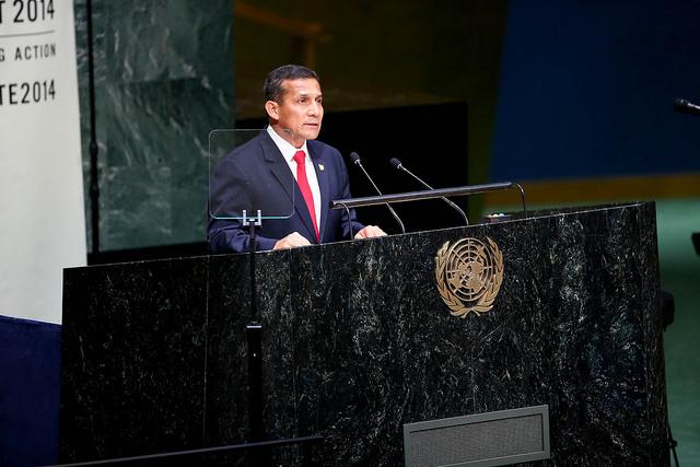 ONU_ Humala_COP20