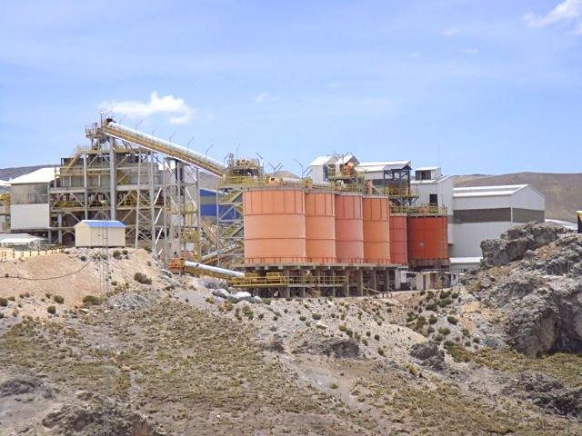 Foto: Hochschild Mining