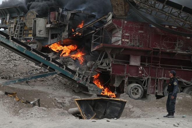 Minería Ilegal (Foto:Andina)