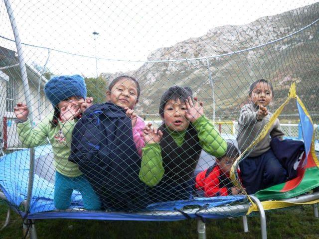 Evalúan niveles de plomo en sangre de niños en La Oroya