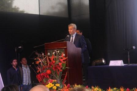 presidente del Comité de Joyería de la Asociación de Exportadores (ADEX), Julio Pérez Alban