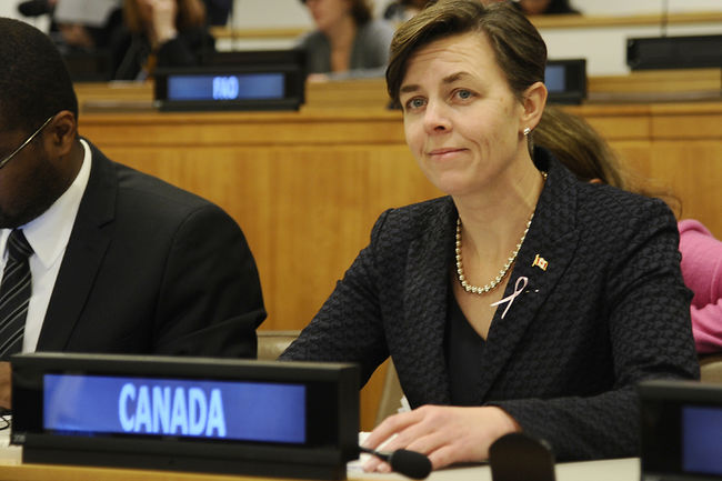 K Kellie Leitch