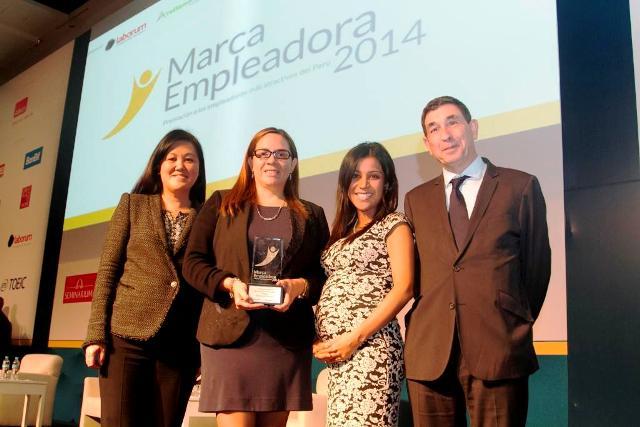 Telefónica es la empresa n°1 en telecomunicaciones donde los peruanos quieren trabajar