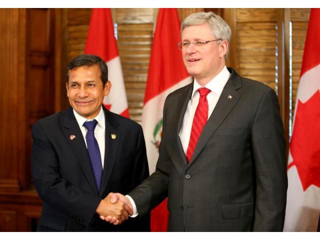 humala-se-reune-ottawa-el-primer-ministro-canadiense-stephen-harper