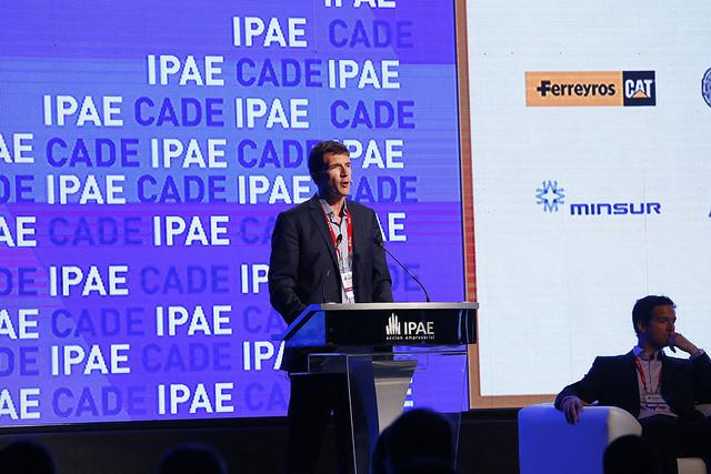 Ignacio Bustamante, CEO de Hochschild Mining
