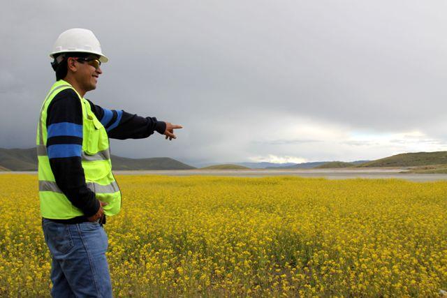 Antapaccay en el top de mineras con buenas prácticas ambientales según OEFA