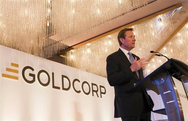 Chuck Jeannes - Goldcorp