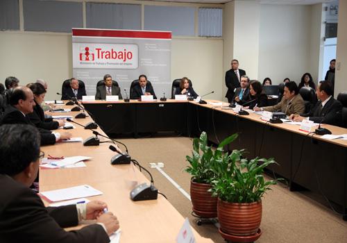 Consejo Nacional de Seguridad y Salud en el Trabajo