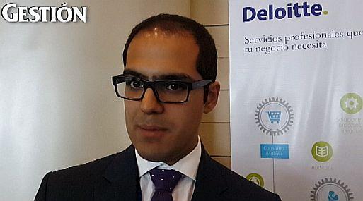 Edson Villar, consultor senior de ERS de Deloitte Perú